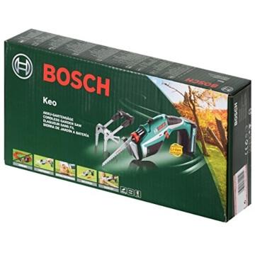 Bosch Akku-Gartensäge Keo