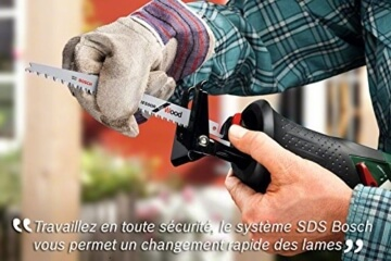 Bosch DIY Akku-Säbelsäge PSA 18 LI ohne Akku