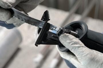 Bosch Professional GSA 1100 E Säbelsäge im Koffer