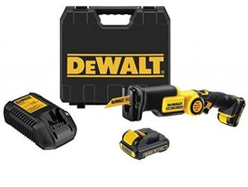 DeWalt  DCS310D2-QW Akku-Säbelsäge