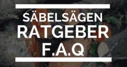 Säbelsäge Blog Ratgeber FAQ